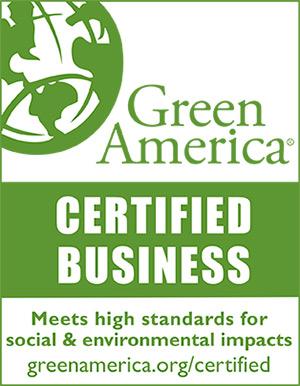 Green America Seal