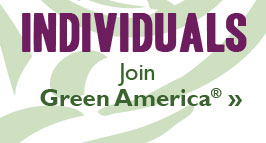Individual Join Green America