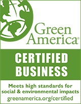 Green America Business Certification Logo