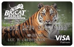 Big Cat Rescue Card