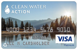 Clean Water Action Card