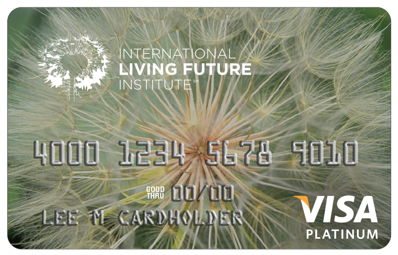 Living Future Affinity Card