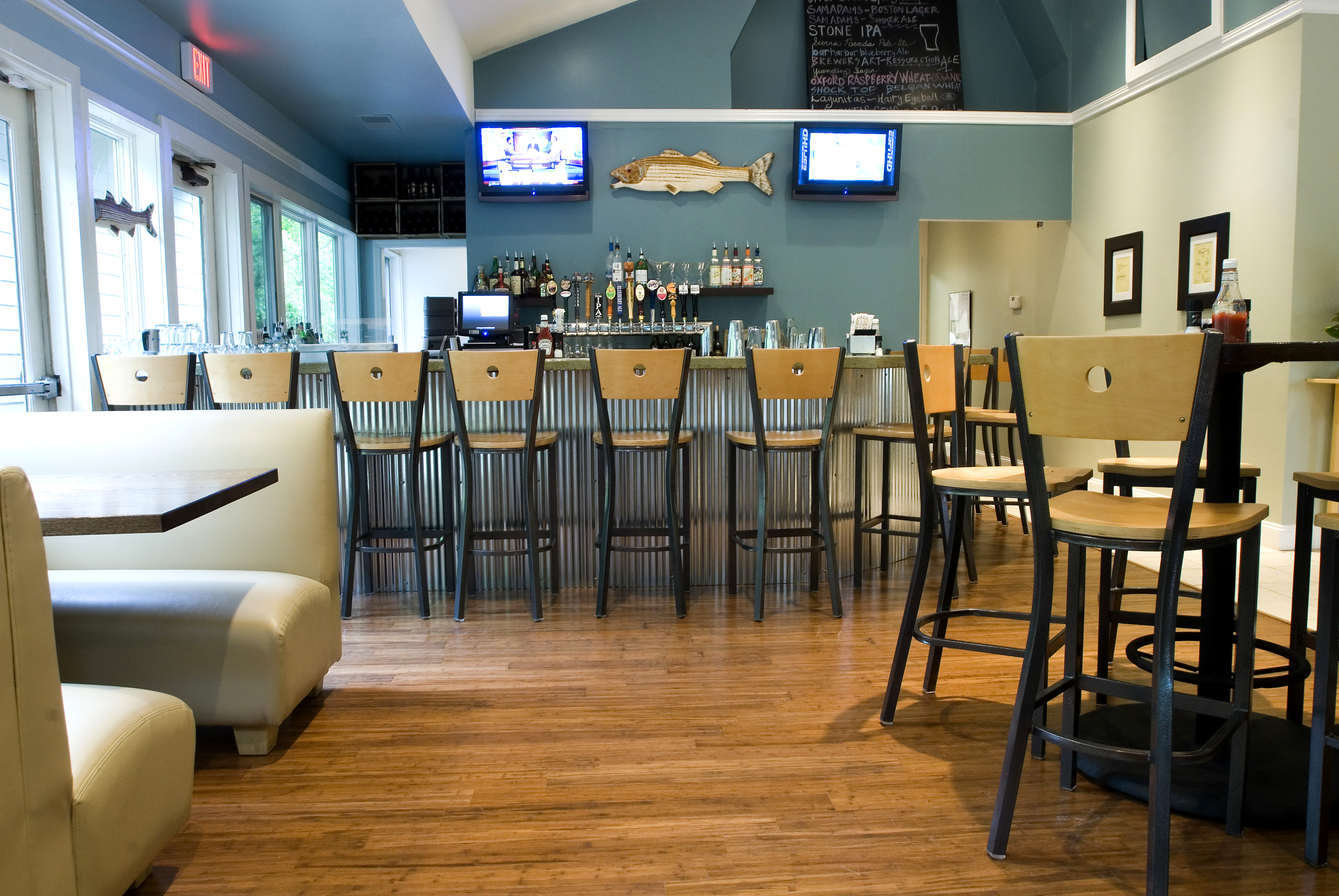 Ambient Bamboo Floors Green America
