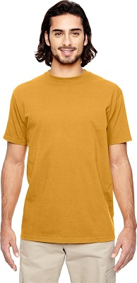 Man in yellow shirt from EConscious