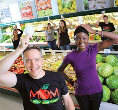 MOM's Organic Market Named Among Winners of Non-GMO Grocers Contest