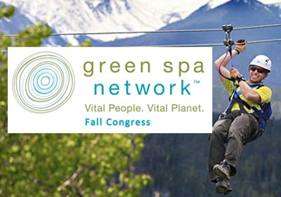 Green Spa Network 6th Annual Fall Congress, Sept. 22-25