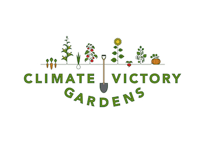 Climate Victory Gardens Logo