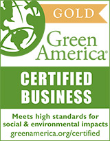 Green America Seal Gold