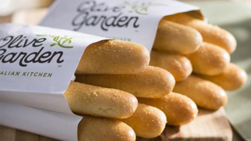 take action to tell the parent company of olive garden and many other restaurant chains to serve greener meals and take better care of workers - Olive Garden On Poplar