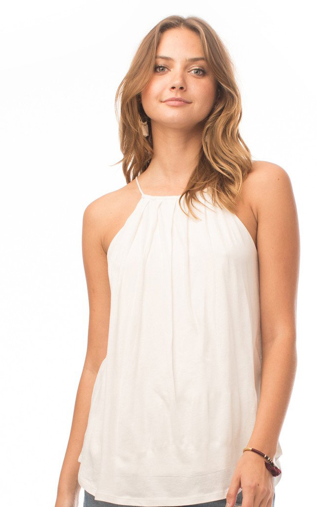 white camisole by Synergy