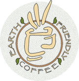Earth Friendly Coffee Company logo