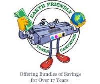 Earth Friendly Toner logo