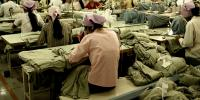 women in sweatshop