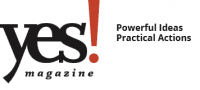 YES! Magazine logo