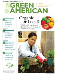 organic or local cover