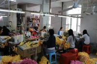 women working in Chinese clothing factory