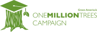 One Million Trees Campaign Logo