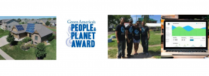 People and Planet Award Winners