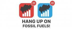 Hang up on Fossil Fuels