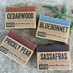 Natural Organic Castile Soaps by A Wild Soap Bar