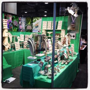 Wholesale Trade Show Booth