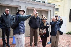Georgetown walking tour