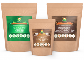 Raw Superfood Powders Line
