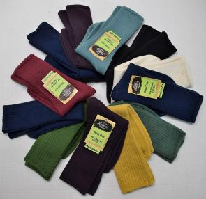 Organic Cotton Socks in Lots of Colors