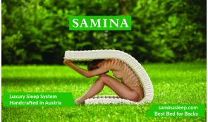 Made in Austria. Luxury healthy sleep systems.