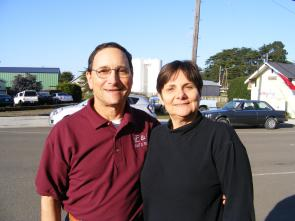 Owners Mike & Mary Ann Margulis