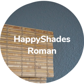 HappyShades Roman are the worlds only chemical free shading option!