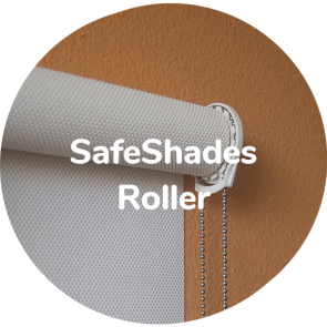 SafeShades Roller shades are the industries lowest emitting shading option!