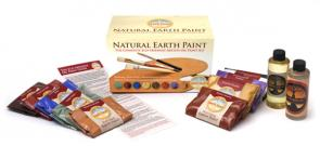 Complete Eco-friendly Artists Oil Paint Kit