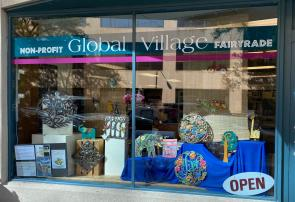 Global Village Fair Trade Storefront Billings, MT