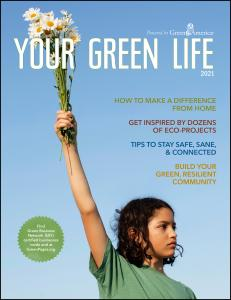 cover of your green life 2021
