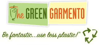 The Green Garmento logo