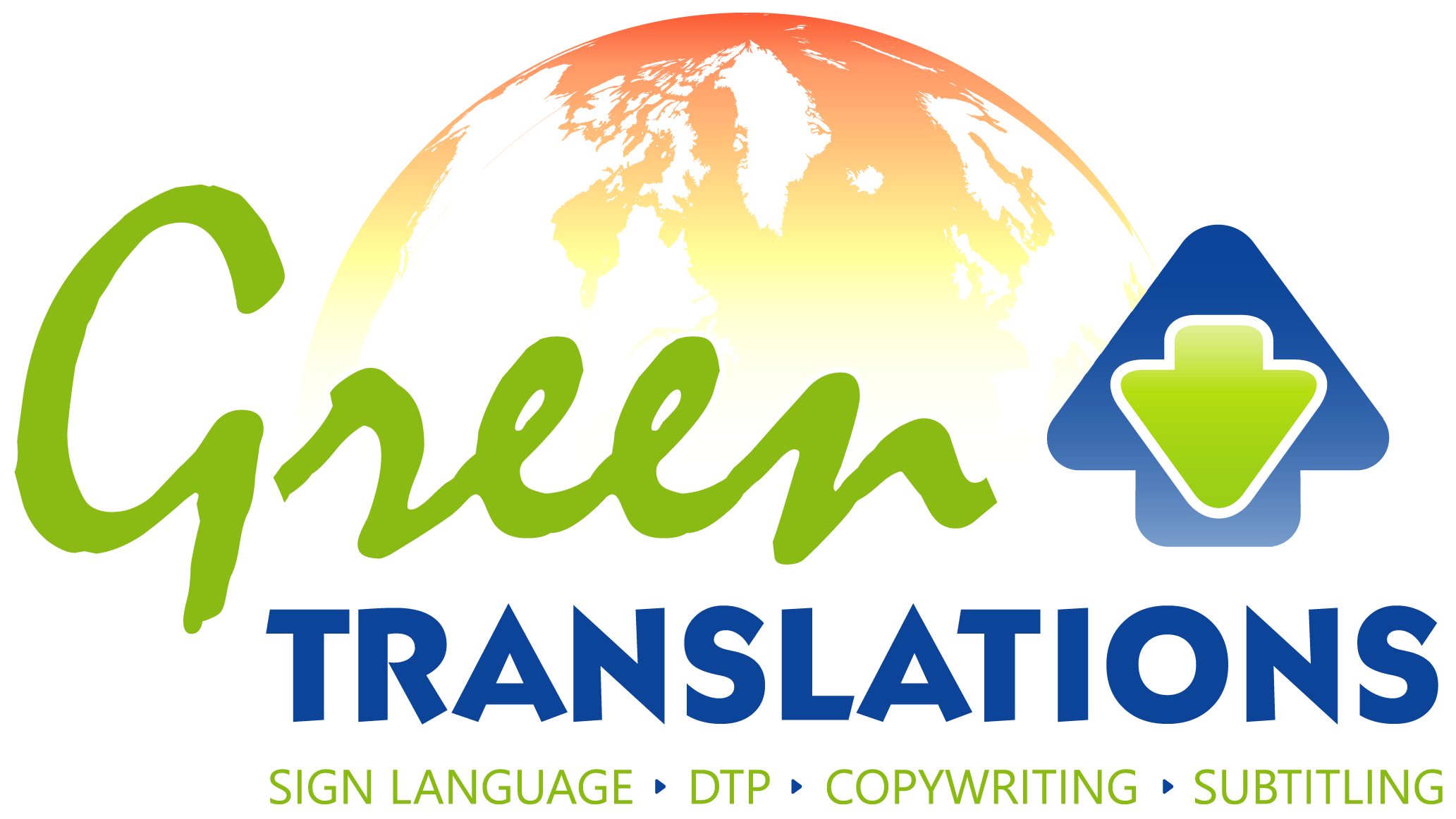 Green Translations, LLC logo