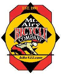 Mt. Airy Bicycles logo