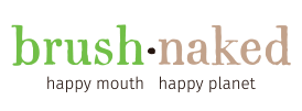 Brush Naked logo