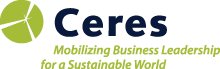 Coalition for Environmentally Responsible Economies (CERES) logo
