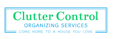 Clutter Control Organizing Services logo