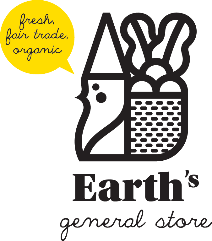 Earth's General Store logo