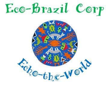 Eco-Brazil Corp./Echo-the-World logo