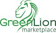 Green Lion Marketplace logo