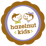 Hazelnut Kids - Natural Toys logo