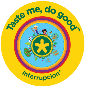 interrupcion* fair trade logo