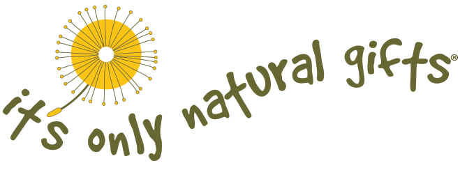 It's Only Natural Gifts logo