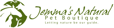 JEMMA'S NATURAL PET BOUTIQUE logo
