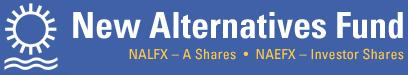 New Alternatives Fund, Inc. logo