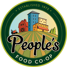 People's Food Co-op—La Crosse logo